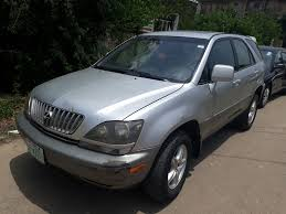 lexus rx300 in nairaland first body 2001 lexus rx300 1 710m autos nigeria