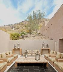 exterior paint schemes patio mediterranean with outdoor fireplace