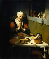 famous thanksgiving prayers paintings depicting prayer st francis st jerome the virgin