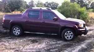 honda truck mudding in a honda ridge line youtube