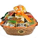 Healthy Gift Baskets Healthy Get Well Gift Basket