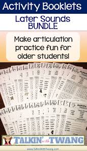 64 best articulation images on pinterest therapy ideas