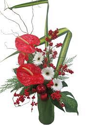 home decor flower arrangements interior fresh flower christmas decorations christmas floral