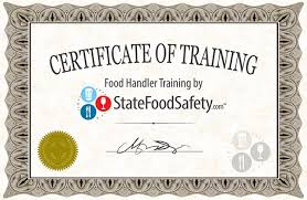 food handlers card u0026 safety permit online statefoodsafety com