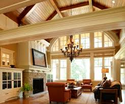 wood ceiling tongue and groove ceiling beam ceiling lodge style