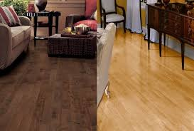 choosing a hardwood or laminate floor flooring help from bruce