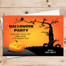 Halloween Invitations Online