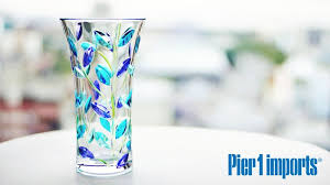 Pier One Vase Pier 1 Imports Unveils New Self Defense Vase For Smashing Onto