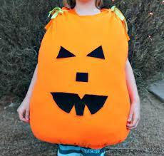 Pumpkin Costume Diy Pumpkin Costume Tutorial Make It Yourself