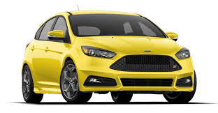 ford focus st yellow 2017 ford focus st for sale in chattanooga tn serving nashville