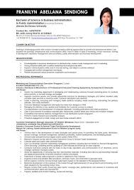 Corporate Communication Resume Sample by Format Resume Examples Dentist Resume Format Dentist Resume