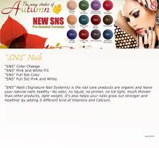 natural nail salon home facebook