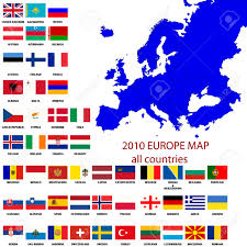 Map Of European Countries Download Europe Map With All Countries Major Tourist Attractions