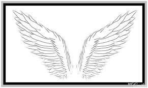 simple wings cool eyecatching tatoos hanslodge