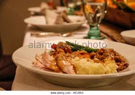 food ready served thanksgiving stock photos food ready served