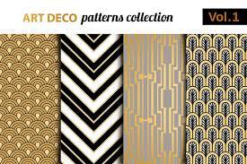 Photo Art Deco Art Deco Frames And Patterns Patterns Creative Market