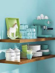 unique turquoise kitchen decorating and furniture selection