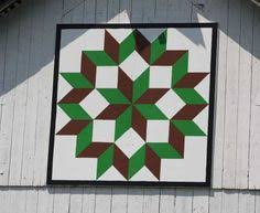 Barn Quilts For Sale Painted Barn Quilt Signs On Sale By Thefroggystitchlady On Etsy