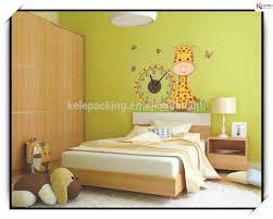 Kid Room Diy Playmobil Clock For Kid U0027s Room Interior Decor