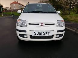 fiat panda 1 2 dynamic with 12 months mot 33k miles alloy wheels