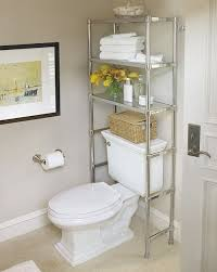 over the toilet etagere how to create more storage space in the bathroom apartment therapy