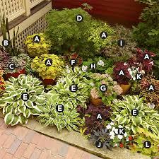 Shady Garden Ideas Landscaping Ideas Shady Corner