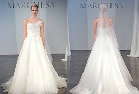 marchesa wedding dresses marchesa wedding dress gowns for every blushing