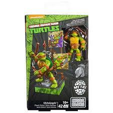 mega bloks teenage mutant ninja turtles michelangelo classic