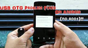 format flashdisk untuk otg usb otg problem fixed on android no root youtube