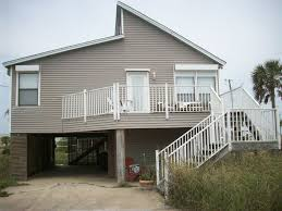 private pensacola beach house 1 block from beach with gulf view