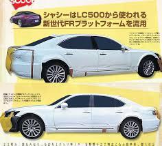 lexus ls price malaysia 2017 lexus ls facelift appears in japanese magazine u2013 spied