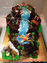 planes fire rescue cake mans 4th