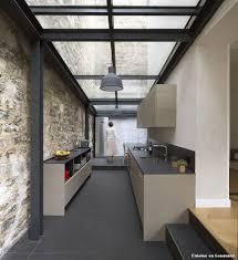 cuisine en longueur idee cuisine en longueur 0 cuisine en longueur with moderne