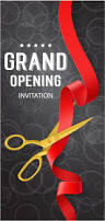 Shop Opening Invitation Card Format Opening Vectors Photos And Psd Files Free Download