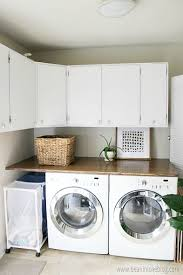 Countertop Clothes Dryer Diy Plywood Countertop Bean In Love