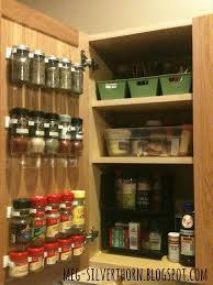 Kitchen Cabinet Spice Organizers 17 Best Spice Cabinet Images On Pinterest Home Kitchen And