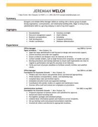 Administrative Resume Skills Sample Resume Receptionist Administrative Assistant Http Www