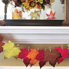 Decorating With Fall Leaves - 70 best fall decor images on pinterest gourd art gourd crafts