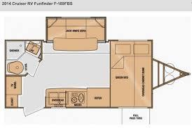 Fun Finder Rv Floor Plans Funfinder