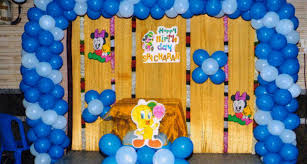 how to make birthday decoration at home make balloon decoration birthday party home coriver homes 87335