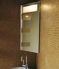 bathroom cabinets frameless mirror bathroom medicine cabinets