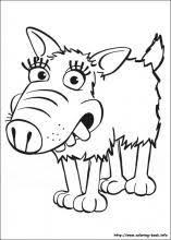 shaun sheep coloring pages coloring book