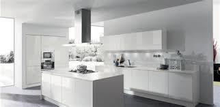 photo cuisine blanche cuisine blanche et bois clair 10 cuisine ikea les nouveaut233s du