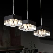 Steel Pendant Lights Iwhd K9 Fashion Modern Led Pendant Lights Stainless Steel