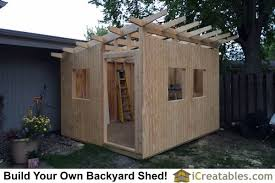 modern shed roof 10x12 modern shed roof framing shed pinterest modern cabin