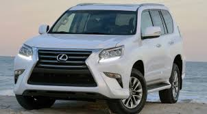 lexus suv 2016 colors lexus gx all years and modifications with reviews msrp ratings