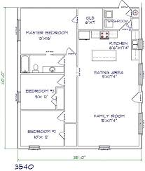 floor plan self build house building dream home metal building homes floor plans great quintessence general steel