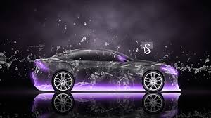 purple lexus lexus lf cc water car 2013 el tony
