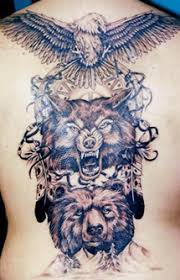 top tattoo designs native american tattoo