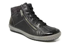 rieker s boots uk rieker tex zip winter ankle boots black mr shoes